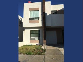 CompartoDepa MX - Compañero (a) para compartir casa, servicios incluidos, Saltillo - MX$2,300 por mes