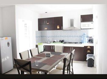 Renta tu Habitación Amueblada y Equipada