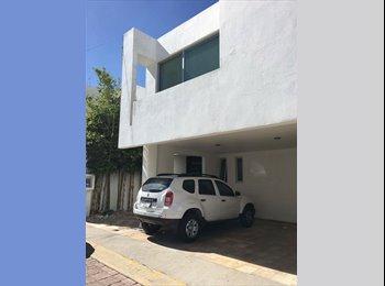 Hermosa Casa a 5 min de la UDLAP