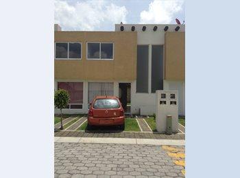 Se renta casa en San Pedro Cholula