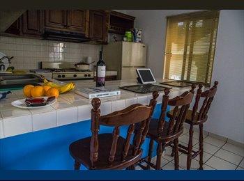 Habitación individual en depto Cabo San Lucas