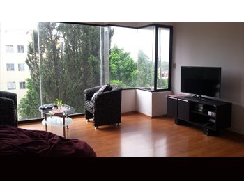 CompartoDepa MX - Busco roomie/I´m looking for a roomie, Coyoacán - MX$5,100 por mes