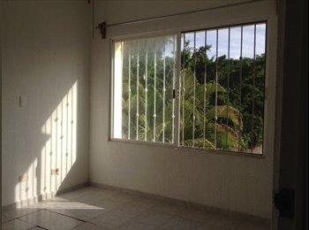 CompartoDepa MX - Habitación con baño propio en Fracc. Porto Bello, Cancún - MX$3,000 por mes