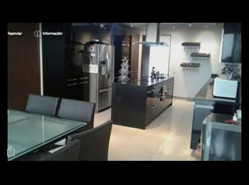 CompartoDepa MX - Se busca roomie mujer $6,300 todo incluido, León - MX$6,300 por mes