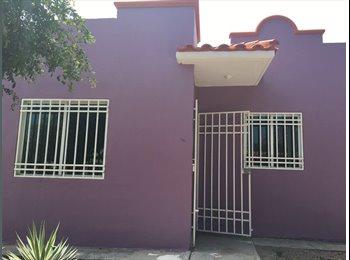 CompartoDepa MX - Habitacion disponible con todos los servicios incluidos, Culiacán - MX$1,500 por mes