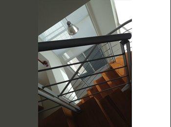 Renta de tres recamaras en casa residencial