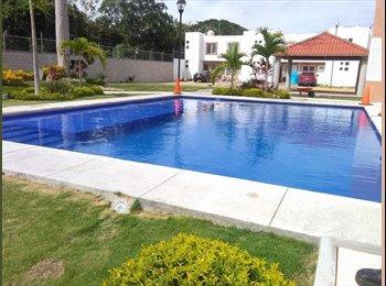 CompartoDepa MX - RENTO CUARTO DENTRO DE PRIVADA, Villahermosa - MX$3,000 por mes