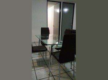 CompartoDepa MX - Cuarto disponible para señoritas , San Luis Potosí - MX$3,000 por mes