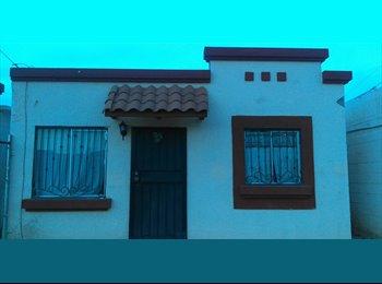 CompartoDepa MX - Busco roommate, Mujer estudiante , Mexicali - MX$2,500 por mes