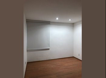 CompartoDepa MX - RENTO CUARTO AMUEBLADO PARA DAMA, Coyoacán - MX$5,500 por mes