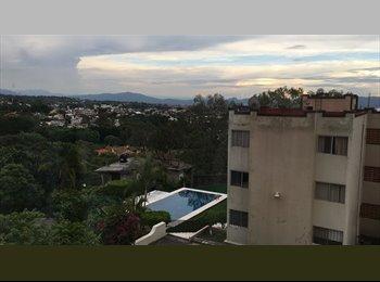 CompartoDepa MX - Busco Roomie en el sur de cuernavaca, Cuernavaca - MX$2,300 por mes