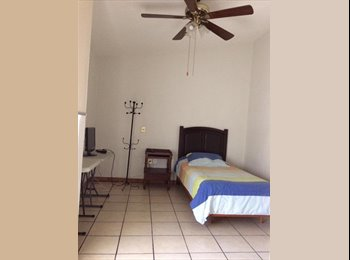 CompartoDepa MX - HERMOSA RECAMARA!!, Zapopan - MX$4,000 por mes