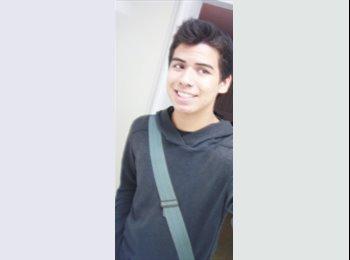 CompartoDepa MX - Luis - 18 - Saltillo