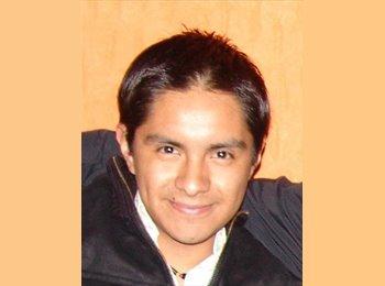 CompartoDepa MX - Eduardo - 24 - DF