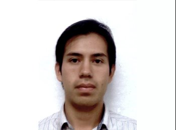 CompartoDepa MX - Guillermo - 25 - DF