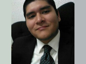 CompartoDepa MX - Abraham  Javier - 26 - DF