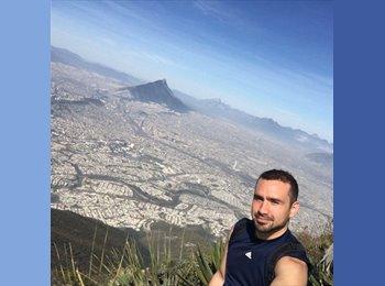 CompartoDepa MX - Federico - 24 - Monterrey