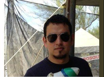 CompartoDepa MX - Miguel - 30 - Monterrey