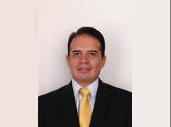 CompartoDepa MX - Pablo Aramayo - 39 - DF
