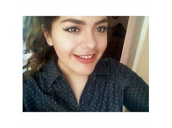 CompartoDepa MX - Valentina - 18 - Aguascalientes