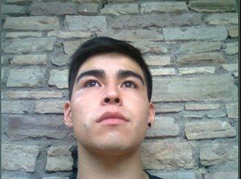 CompartoDepa MX - Alberto - 23 - Cuernavaca