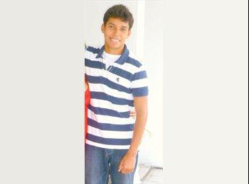Luis - 20 - Estudiante