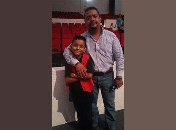 CompartoDepa MX - JORGE DANIEL  - 40 - Monterrey