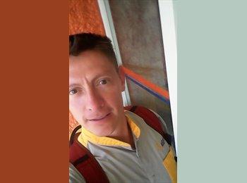 CompartoDepa MX - carlos - 29 - Puebla
