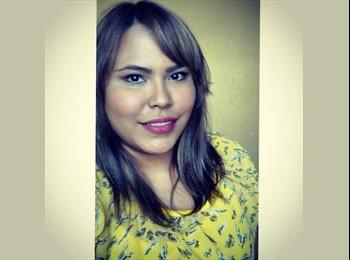 CompartoDepa MX - Brenda - 23 - Puebla