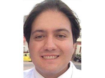 CompartoDepa MX - Jorge Martinez  - 24 - Querétaro