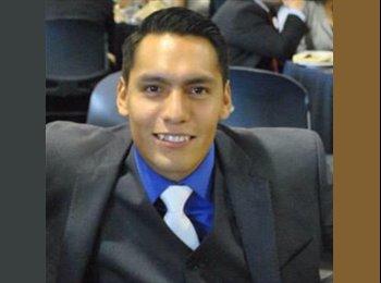 CompartoDepa MX - Arturo - 25 - DF