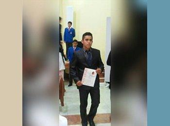 Marlon - 20 - Estudiante