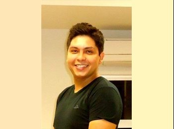 CompartoDepa MX - Aaron  - 26 - Villahermosa
