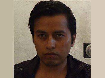 CompartoDepa MX - moises - 24 - Monterrey