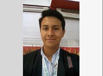 Diego  - 20 - Estudiante
