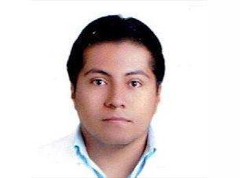 CompartoDepa MX - Manny - 27 - Puebla