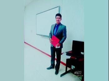 CompartoDepa MX - Humberto - 25 - Monterrey
