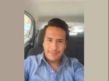 CompartoDepa MX - Alejandro   - 24 - México