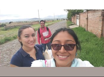 CompartoDepa MX - Isai   - 21 - Saltillo