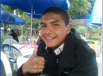 Cesar  - 23 - Estudiante