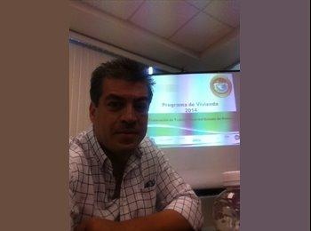 CompartoDepa MX - Mauricio Fabela - 46 - Tepic