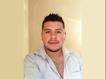 CompartoDepa MX - Alejandro - 24 - Zacatecas