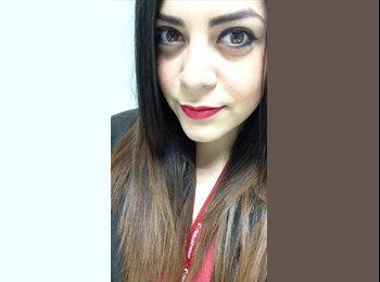 CompartoDepa MX - Deborah - 25 - Monterrey