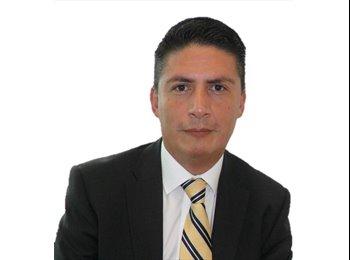 CompartoDepa MX - Ricardo - 43 - México
