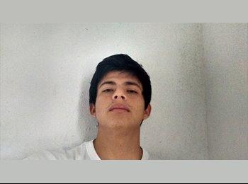CompartoDepa MX - Alejandro - 19 - Tlaxcala