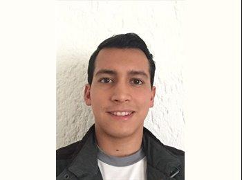 CompartoDepa MX - Carlos  - 22 - Morelia