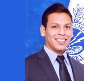 CompartoDepa MX - Christyan  - 24 - Monterrey
