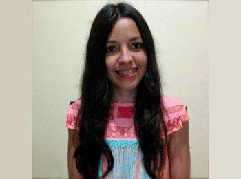CompartoDepa MX - Natalia - 25 - Puebla