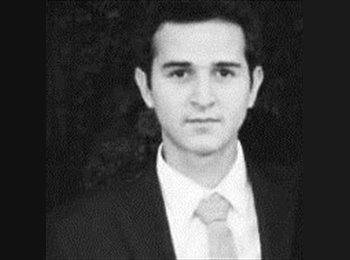 CompartoDepa MX - Alejandro - 23 - México