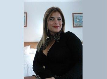 CompartoDepa MX - Gabriela Navarro A. - 44 - México